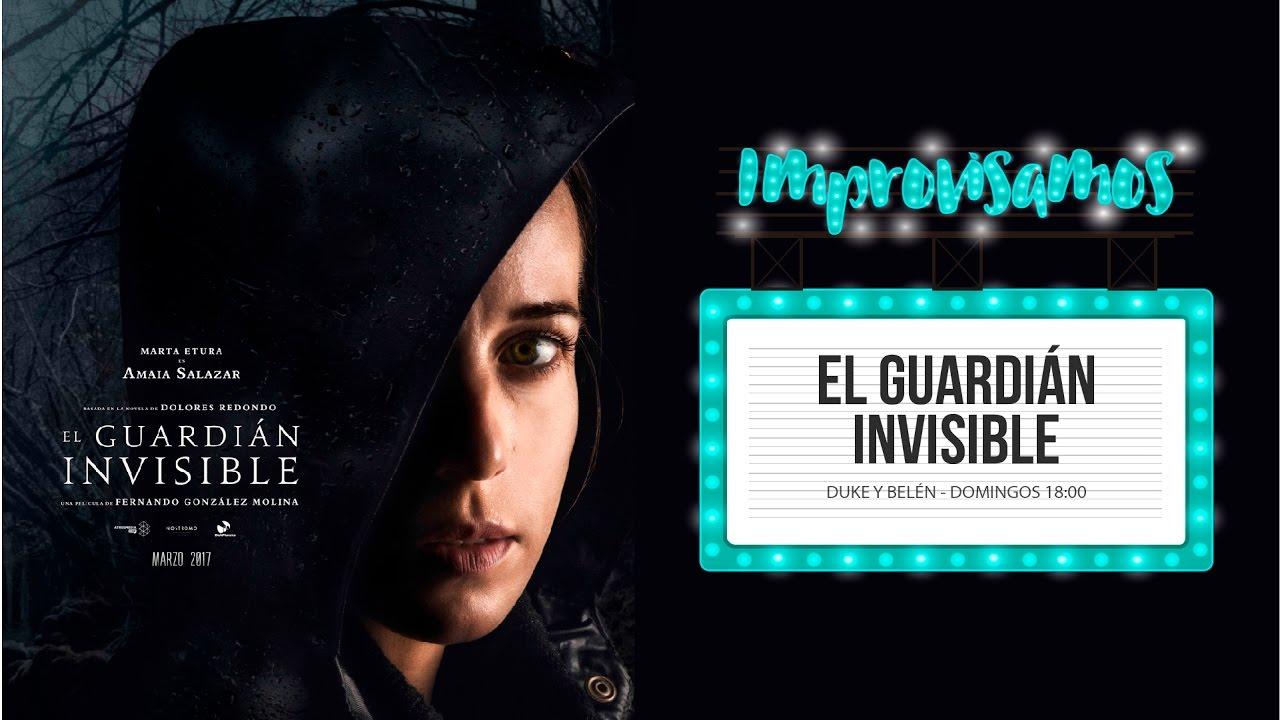 EL GUARDIÁN INVISIBLE , ¿MEJOR LA PELI O EL LIBRO ? REVIEW