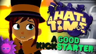 A Hat in Time: An Actually Not Terrible Kickstarter Game