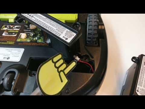 Batería HomBot LG robot aspirador