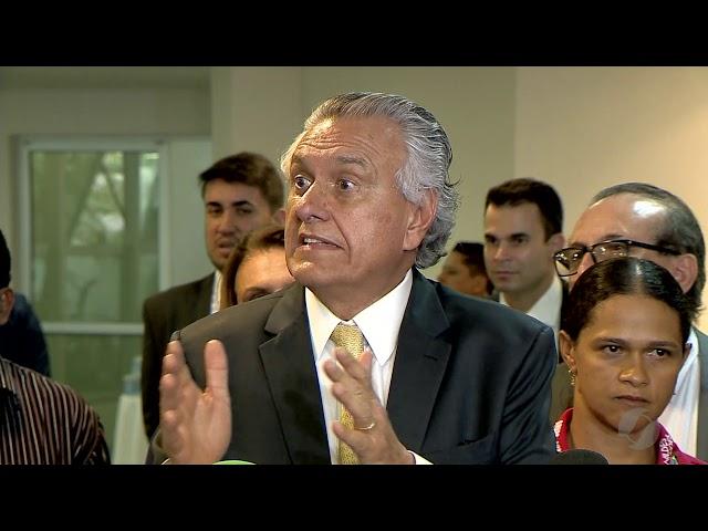 JSD (19/02/19) - Caiado fala sobre ação do MP que pede bloqueio de contas