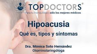 Conoce todo acerca de: ¿Cuáles son los síntomas de la hipoacusia?