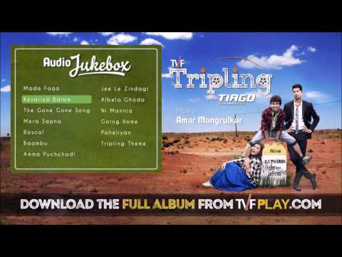 Kesariya Balam Reprise | TVF Tripling | Vijay Prakash | Full Song HD