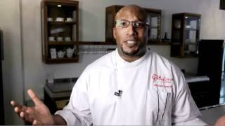 BLACK TO THE FUTURE: Chef Rob Rainford