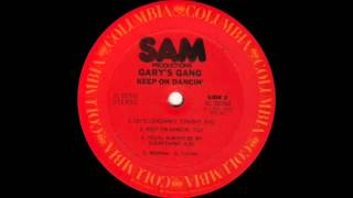 Download Gary's Gang - Keep On Dancin' (Sam/Columbia Records 1978, 1979) MP3 song and Music Video