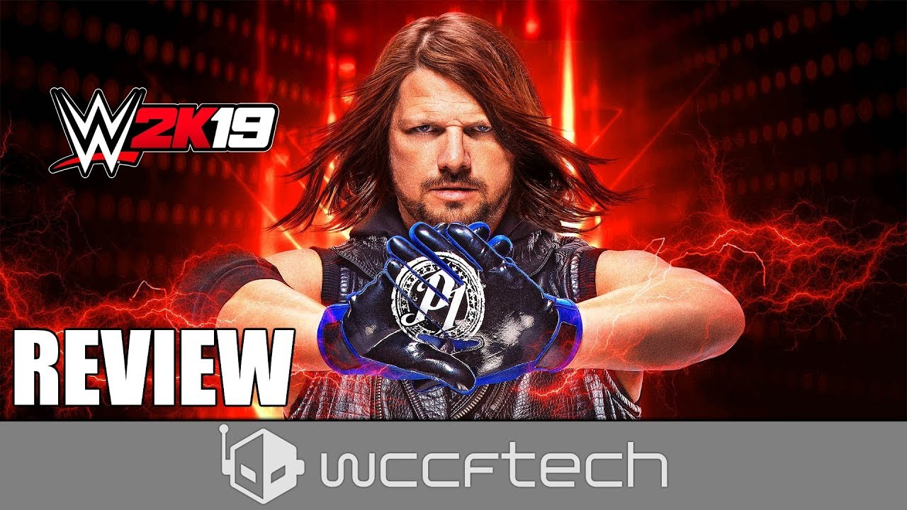 WWE 2K19 Review – Shaking Off the Ring Rust