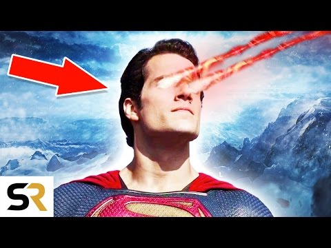 The Amazing Science Behind Superman