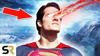 The Amazing Science Behind Superman's Coolest Powers [Documentary]