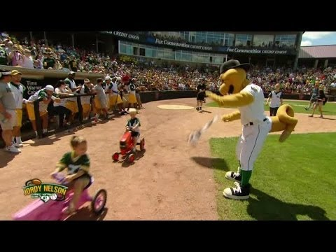 Jordy Nelson Charity Softball Special