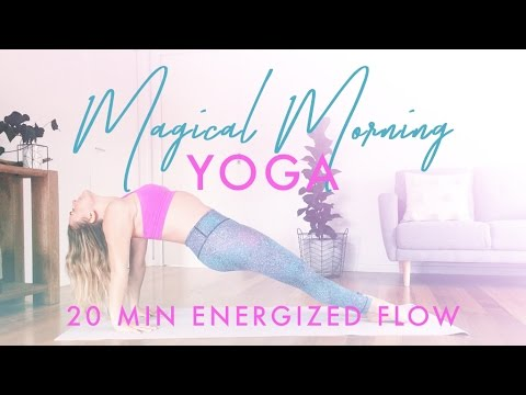 ✧ MAGICAL MORNING YOGA ✧ 20 min energising practice ||