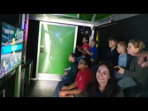 Lake Forest North Elementary School Awesome Video Game Reward Event Highlights