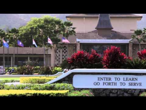 I Choose BYU–Hawaii - Tahiti