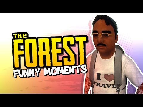 HOW TO NOT SURVIVE 101! (The Forest)