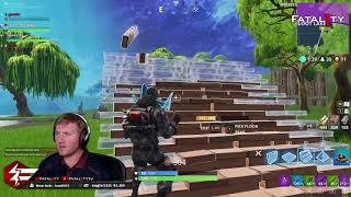 Fatal1ty gets 21 KILLS in Fortnite!