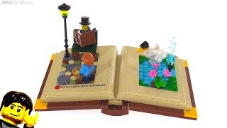 LEGO Creative Storybook promotional set reviewed! 40291