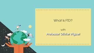 1 -- What Is FTD? -- World FTD Marathon Australia