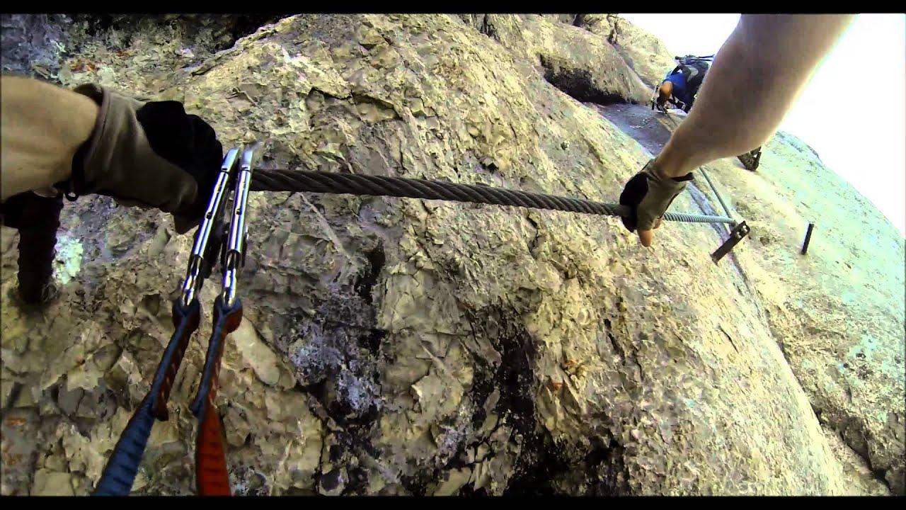 Klettersteig Eisenerz : Klettersteig pfaffenstein eisenerz klettern