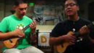 """Falling"" (Uke Original) Dustin Domingo & Philip Fernandez"