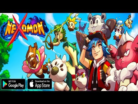 Nexomon Android/iOS - Pokemon Related Games Gameplay ᴴᴰ