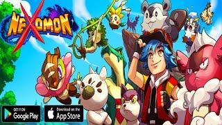 Nexomon Android/iOS - Pokemon Related Games Gameplay ᴴᴰ