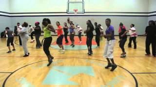 Let The Groove Get In! Zumba Fitness With Adrienne & Alana