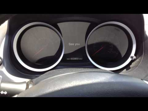 Reset Oil Maintenance Light - 2010 to 2013 Mitsubishi Lancer from YouTube · Duration:  42 seconds