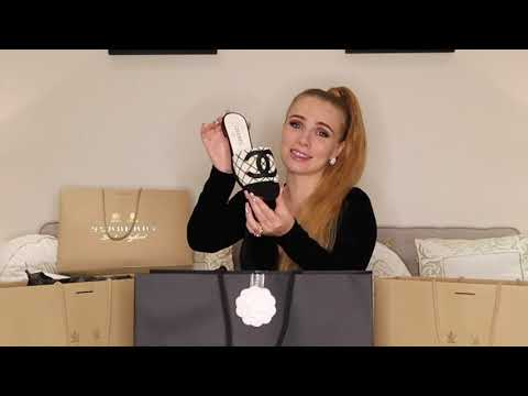 Luxury Shopping AT Dubai's CHEAPEST Mall | Burberry and Chanel Unboxing