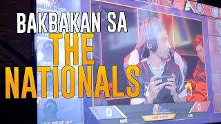 BAKBAKAN SA THE NATIONALS