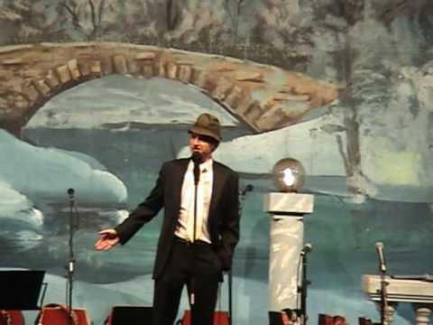 Ivan Serpentinšek Novo mesto 12.12.2009 (Fantje z vseh vetrov in Tone Rus)
