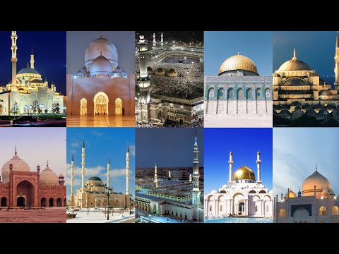 Most Beautiful Mosques in the World I Pakistan Observer