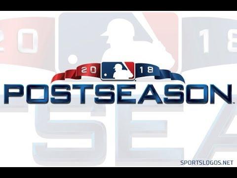 2018 MLB Playoff Predictions