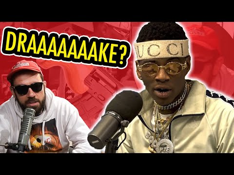 reacting to the most epic Soulja Boy interview of all time
