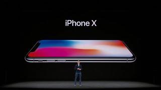 Apple Unveils iPhone 8, iPhone X