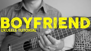 ariana-grande-social-house---boyfriend-easy-ukulele-tutorial