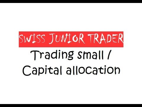 Trading small / Capital allocation