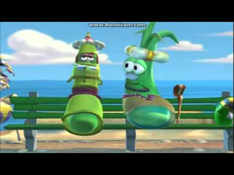 VeggieTales: Message From The Lord