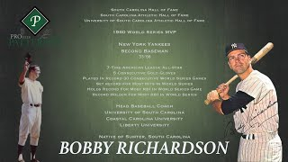 ProFiles with Jason Patterson - Bobby Richardson