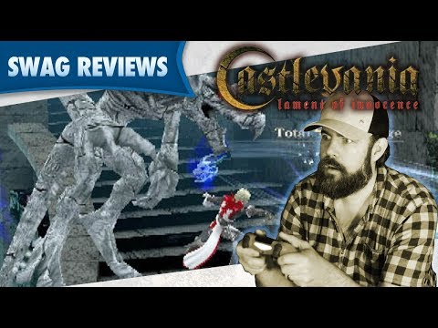 SVGR: Castlevania Lament of Innocence Review