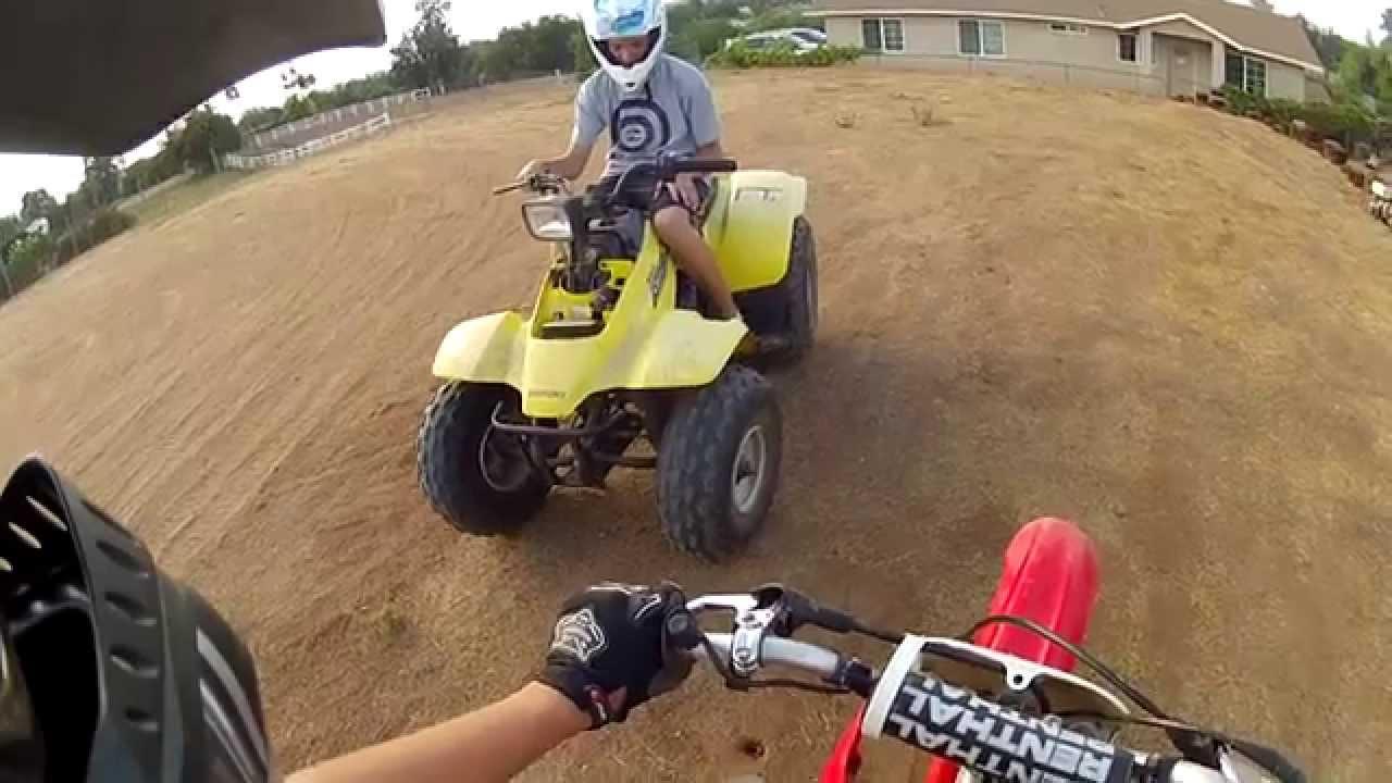 Kids Cool Dirt Bike Video! - YouTube