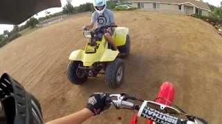 Kids Cool Dirt Bike Video!