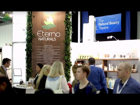 Eterno Naturals at the Natural & Organic Products Europe Show 2016