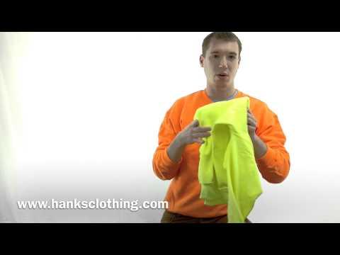 Orange Sweatshirts