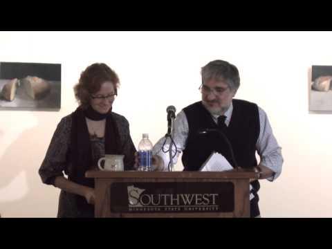 SMSU Fine Arts Celebration 2014 - Jim & Marianne Zarzana Reading