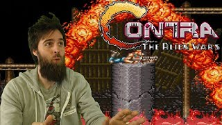 Extraordinarily Hard Games [#05] - Contra III: The Alien Wars