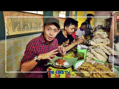 IKON KULINER - Keistimewaan Nasi Ponggol Asli Tegal