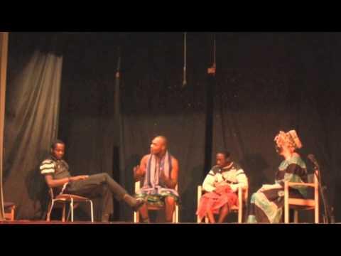 african cultural evening drama