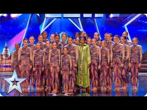 It's Spotlight Stage School's time to SHINE! | Auditions | BGT 2018