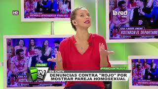 Las denuncias en el CNTV por mostrar el amor de Andrei Hadler y Hernán Arcil en la pantalla abierta