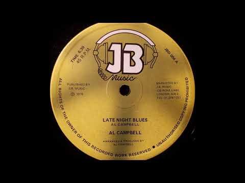 AL CAMPBELL - Late Night Blues [1979]