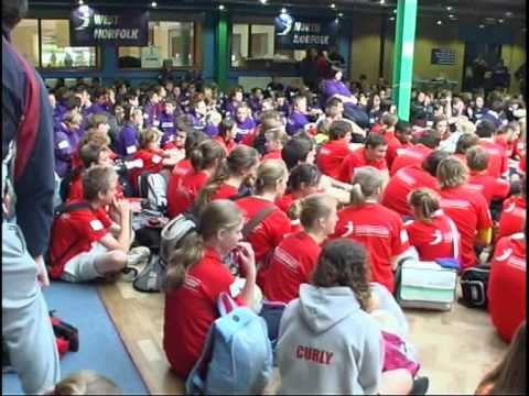 Norfolk School Sport Partnership Games_promo_2010.wmv