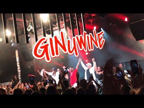 Ginuwine - Live @Frankfurt - Gibson ( Kings of RNB Vol.6 )